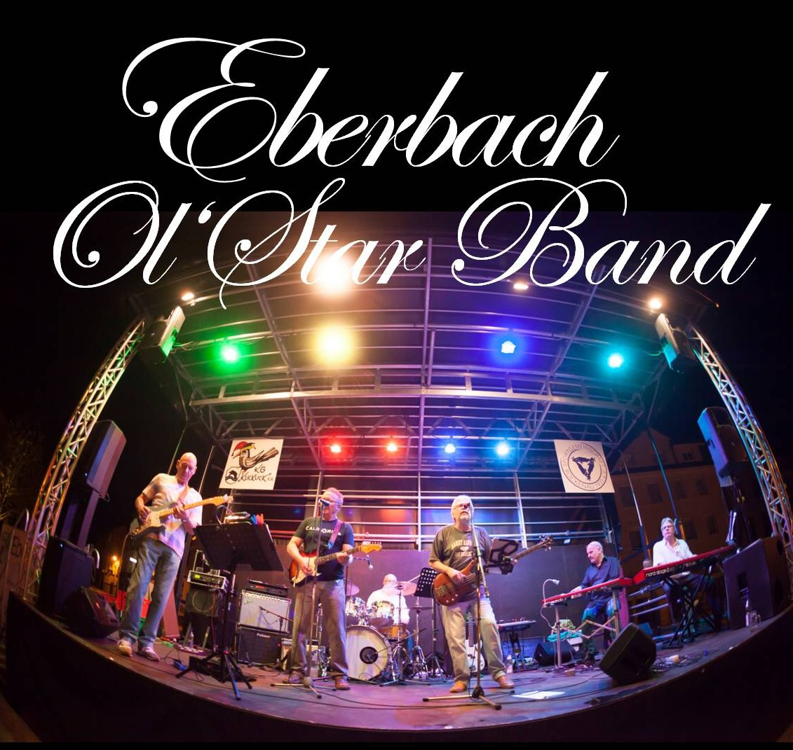 Eberbach Ol'Star Band im Kulturlabor